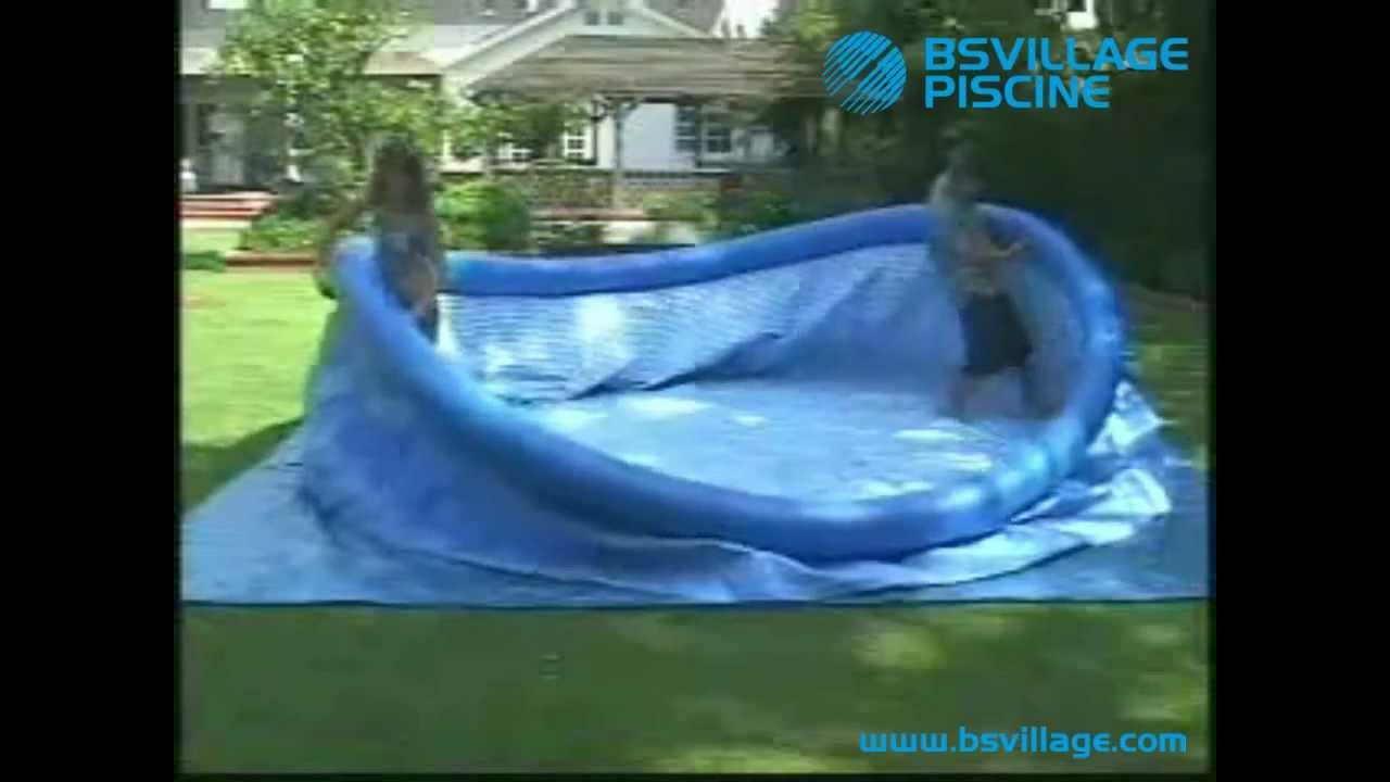 Piscina intex easy set fuori terra youtube for Filtro piscina intex