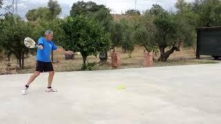 Self Training Tennis Helper Tool Review