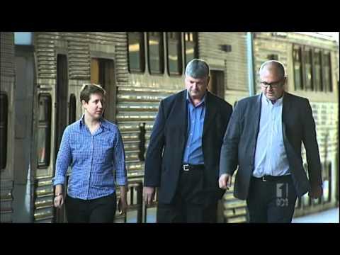 [ABC News NSW] RailCorp Job Cuts - 15/5/2012