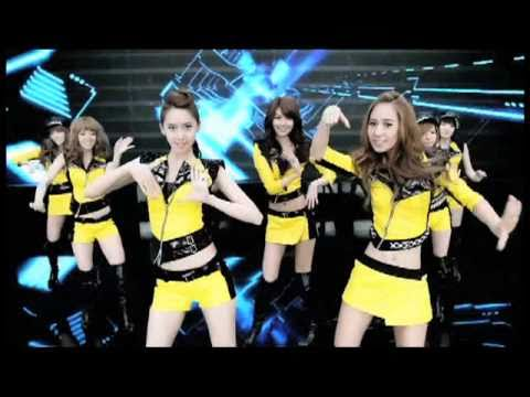 少女時代 / MR.TAXI (DANCE VER.) Music Videos