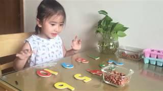 Trò Chơi Bé Bông Học Số ♥ Đồ chơi trẻ em ♥ Learn Numbers ♥ CHIC BONG TV ♥