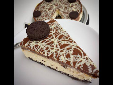 Çikolatalı Cheese Kek Tarifi Videosu - Kek Tarifleri