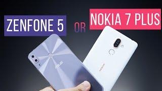 Zenfone 5 vs Nokia 7Plus: Ai là vua phân khúc 8 triệu?