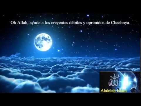 Mishary Rashid Alafasy Dua Qunut Traducida En Español video