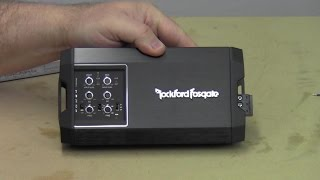 Rockford Fosgate T400X4ad - Out Of The Box