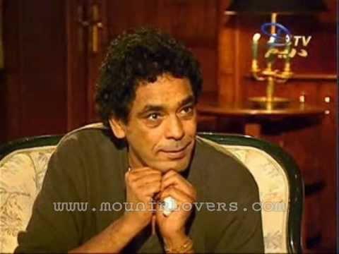 محمد منير .. على الورق .. مع محمود سعد ( كامــــــل )
