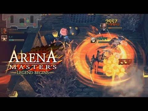 Arena Masters - Official launch trailer