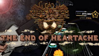 The End of Heartache - Killswitch Engage - FC - 100% - Guitar Hero