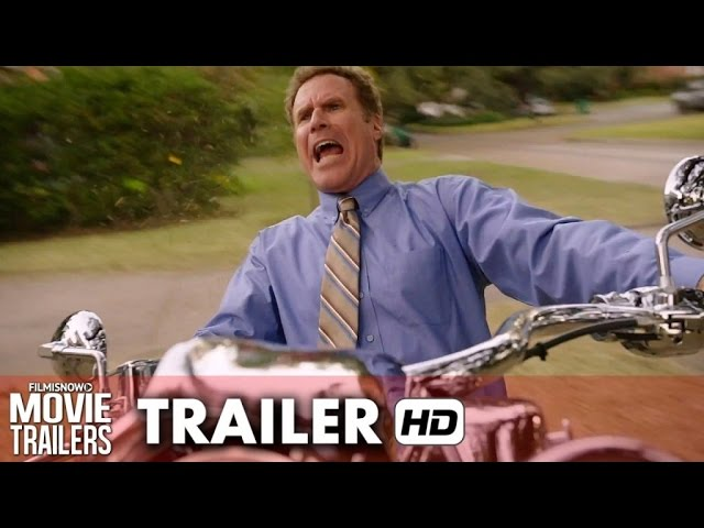 Daddy's Home Official Movie Trailer #2 (2015) HD