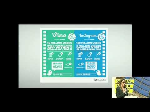 #VideoEvolves: Video Advertising online ai tempi di Vine & Instagram - Social Media Week Milan 2014