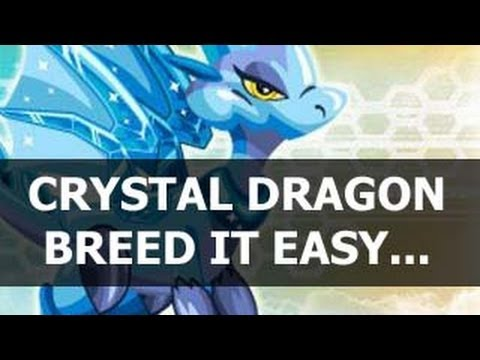 How To Breed CRYSTAL DRAGON In Dragon City
