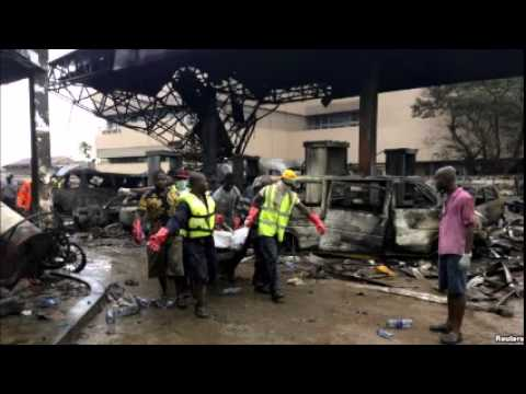 Ghana Death Toll Rises to 150 After Explosion, Flooding