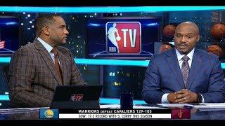 GameTime - Warriors vs Cavaliers Postgame Talk | December 5, 2018