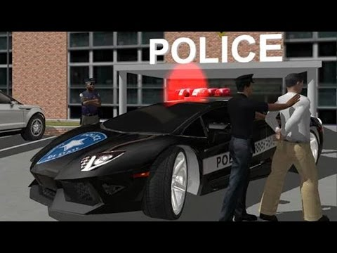 Crime City Real Police Driver APK Cover