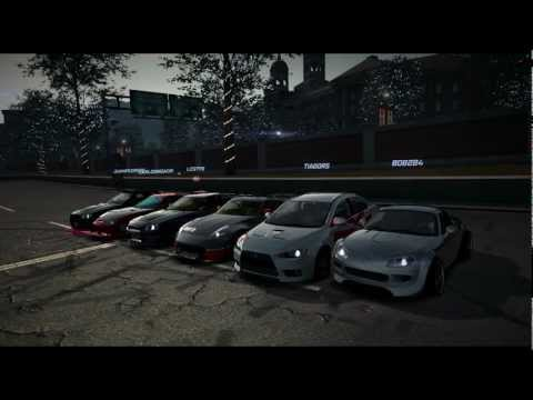Need For Speed World - Equipe Legendary Runner's: JDM day's and Drift  2013...