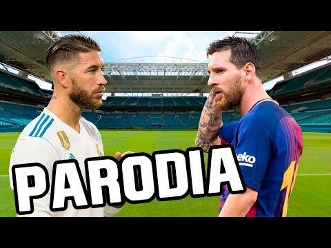 Canción Barcelona - Real Madrid 3-2 (Parodia Mi Gente - J. Balvin, Willy William) 2017