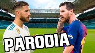 Canción Barcelona - Real Madrid 3-2 (Parodia Mi Gente - J. Balvin, William) 2017