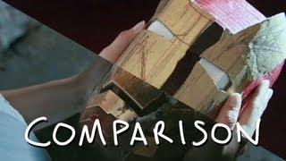 Iron Man 3 Trailer - Homemade Side by Side Comparison