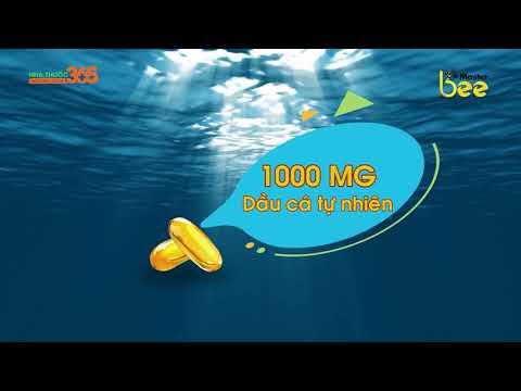 Odoursles fish oil – Bổ sung DHA và EPA hàm lượng cao rất tốt cho sức khỏe
