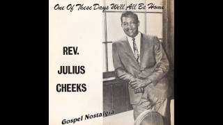 """His Eye Is On The Sparrow"" Rev. Julius Cheeks"