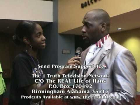 Hans interview with Dr. Jamal Bryant