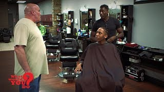 Coach forces wrestler to cut his hair | What Would You Do? | WWYD