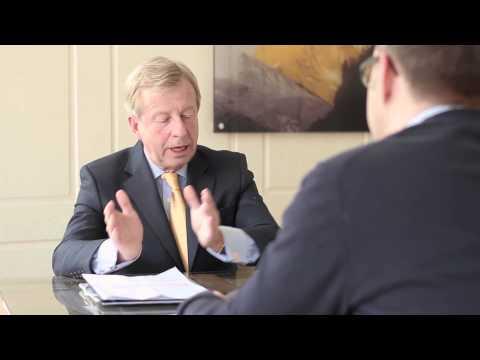 Egon von Greyerz - The Matterhorn Interview - Dec 2013