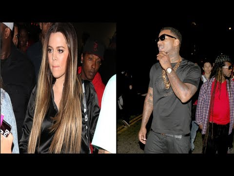 Khloe Kardashian Posts Cryptic Messages After Partying with The Game