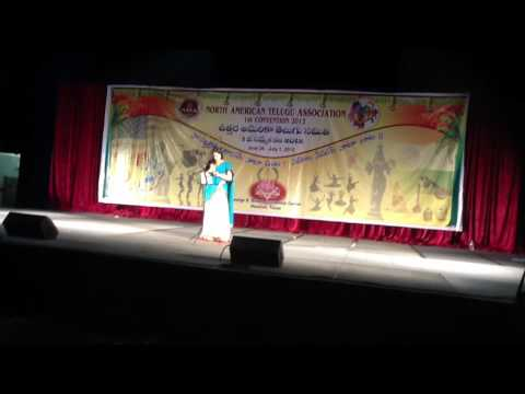 Nata 2012 - Revathi Nashville Singing Performance Pagale Vennela video