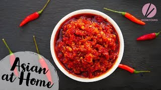 EASY Chili Sauce Asian Mother Sauce!