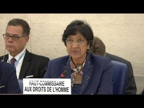 Droits de l'Homme: l'Onu condamne Israël et le Hamas