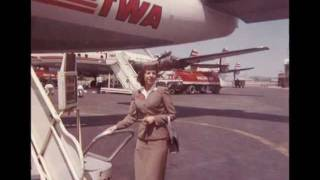TWA Hostess Uniforms 1959-1962