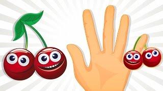 PARMAK AİLESİ - Meyveleri Öğreniyoruz - Yeni Çocuk Şarkısı