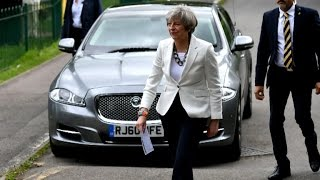 Polls close as U.K. votes on national leaders