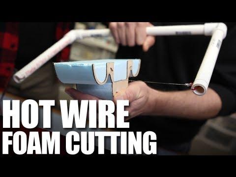 Flite Test - Hot Wire Foam Cutting