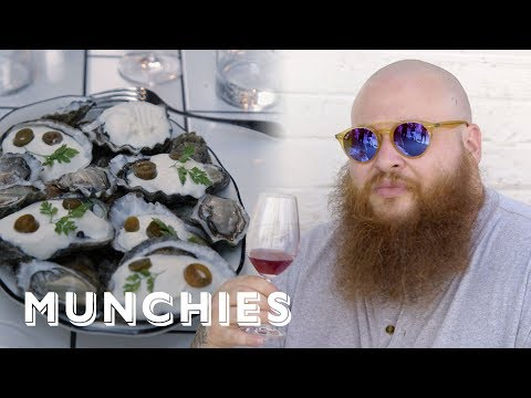Action Bronson Drinks France's Top Natural Wine - From Paris with Love (Part 1)