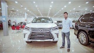 Khám phá nhanh Lexus LX570 - Chuyên cơ mặt đất giá gần 10 tỷ đồng |XEHAY.VN|