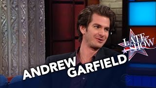 Andrew Garfield Went Quiet For A Week Preparing For