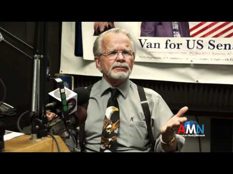 Van Steenwyk talks about Arizona politics