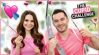 THE CUPID CHALLENGE! ft CaptainSparklez