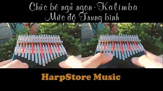Hướng dẫn Kalimba - Chúc bé ngủ ngon (Phần 2)   HarpStore Music