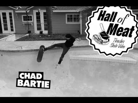 Hall Of Meat: Chad Bartie