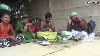 भगवानके  पूजा  कराबेके  सट्टामें  पंडीजी  श्राद  करादेलक  || maithili comedy