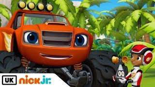 Blaze and the Monster Machines   Counting the Wind   Nick Jr. UK