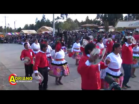 FIESTA DE SANTIAGO EN YAULI 2014 - FAMILIA ROJAS