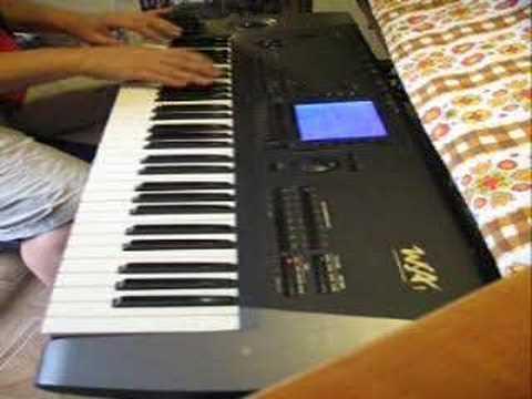 Demo technics sx-WSA1 part1