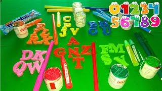 learn colors for kids, toddlers, children, johny johny yes papa | Learn Color & Baby Game Show