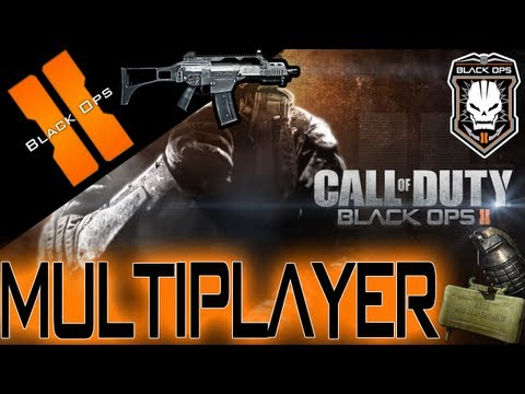 Finalmente: BLACK OPS 2 | Multiplayer / Armas, Attachments, Perks, Scorestreaks, Mapas ! (PT-BR)