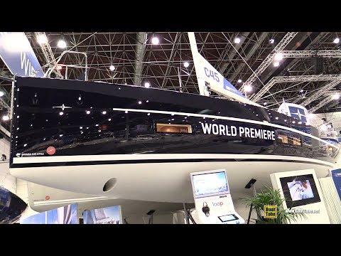 2018 Bavaria C45 Style Sailing Yacht - Walkaround - 2018 Boot Dusseldorf Boat Show