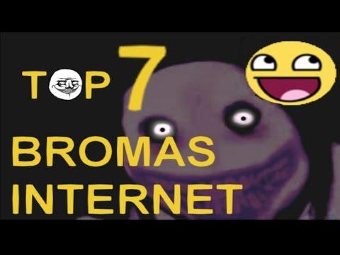 Top 7 bromas para hacer por internet